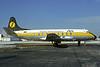 SAN-Servicios Aereos Nacionales (Ecuador) Vickers Viscount 786D HC-BDL (msn 334) MIA (Bruce Drum). Image: 102877.
