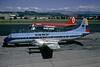TAME (Transportes Aereos Militares Ecuatorianos) Lockheed 188A Electra HC-AZY (msn 1052) UIO (Christian Volpati). Image: 909342.