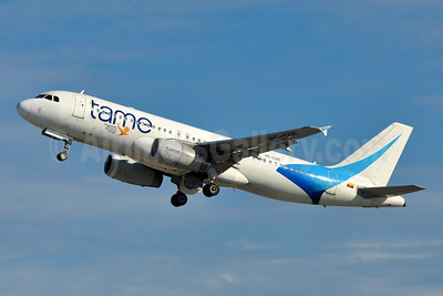 TAME Airbus A320-232 HC-COE (msn 1339) FLL (Tony Storck). Image: 941374.