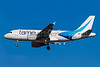 TAME Airbus A319-112 HC-COF (msn 949) GRU (Rodrigo Cozzato). Image: 923161.