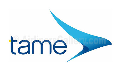 1. Tame Línea Aérea del Ecuador logo