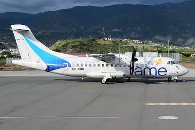 TAME ATR 42-500 HC-CMH (msn 854) LOH (Sandro Rota). Image: 930074.