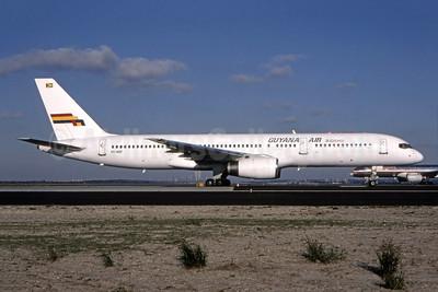 Guyana Air 2000 Boeing 757-23A VH-NOF (msn 24566) JFK (Roy Lock). Image: 946974.