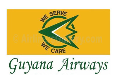 1. Guyana Airways logo