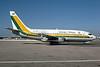 Guyana Airways (Maersk Air) Boeing 737-2L9 OY-APR (msn 22407) MIA (Bruce Drum). Image: 103919.
