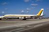 Guyana Airways Boeing 707-321B N880PA (msn 20019) MIA (Bruce Drum). Image: 104077.
