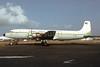 Guyana Airways (Bellomy-Lawson Aviation) Douglas C-118A-DO (DC-6A) N3486F (msn 43683) MIA (Bruce Drum). Image: 103918.