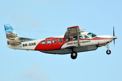 Trans Guyana Airways Cessna 208B Grand Caravan 8R-GHR (msn 0519) (Baganara Island Resort) OGL (Jay Selman). Image: 402977.