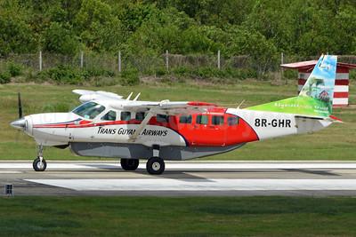 Trans Guyana Airways Cessna 208B Grand Caravan 8R-GHR (msn 0519) (Baganara Island Resort) OGL (Jay Selman). Image: 402976.