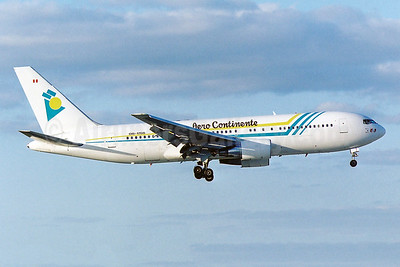 Aero Continente (Peru) Boeing 767-219 ER OB-1766 (msn 24150) MIA (Brian McDonough). Image: 902540.
