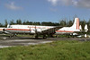 "Converted Douglas DC-7C ""Seven Seas"""