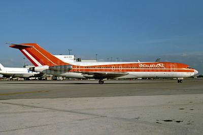 Faucett Peru Boeing 727-247 OB-R-1303 (msn 20266) MIA (Keith Armes). Image: 911134.
