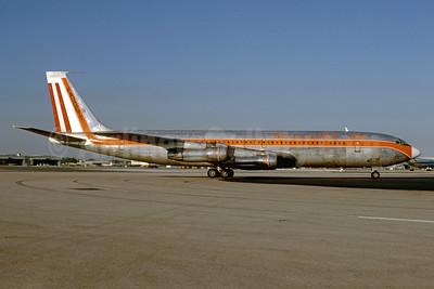 Faucett Peru Boeing 707-331B N8732 (msn 20061) MIA (Bruce Drum). Image: 102704.