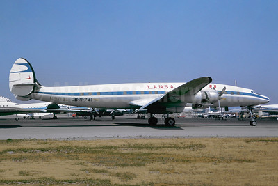 Delivered on February 29, 1964 as OB-R-741