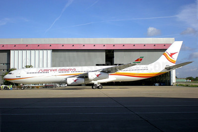 Surinam Airways Airbus A340-311 F-GLZG (PZ-TCP) (msn 049) ORY (Pepscl). Image: 903928.