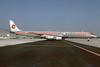 Aero Uruguay (Cargolux) McDonnell Douglas DC-8-63 (F) LX-ACV (msn 45989) MIA (Bruce Drum). Image: 103388.