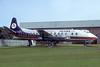 PLUNA Uruguay (PLUNA Lineas Aereas) Vickers Viscount 827 CX-BJA (msn 400) MVD (Christian Volpati Collection). Image: 937209.