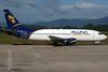 PLUNA Lineas Aereas Boeing 737-3Q8 CX-PUA (msn 24700) FLN (AirSpeed). Image: 904561.
