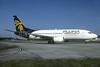 PLUNA Uruguay (PLUNA Lineas Aereas) Boeing 737-3Q8 CX-PUA (msn 24700) AEP (Christian Volpati Collection). Image: 937208.
