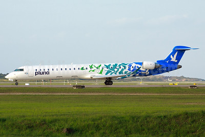 Pluna Lineas Aereas Uruguayas Bombardier CRJ900 (CL-600-2D24) CX-CRA (msn 15165) GIG (Ton Jochems). Image: 937211.