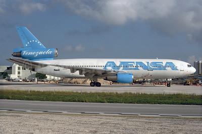 AVENSA McDonnell Douglas DC-10-30 N41068 (YV-60C) (msn 47867) MIA (Bruce Drum). Image: 103943.
