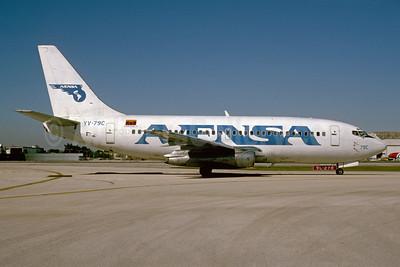 AVENSA Boeing 737-229 YV-79C (msn 20908) MIA (Bruce Drum). Image: 103939.
