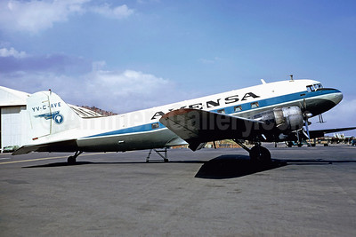 AVENSA Douglas DC-3A-414 YV-C-AVE (msn 4179) CCS (Christian Volpati). Image: 902323.