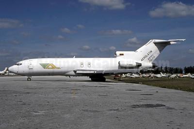 AeroLatin-AL (Aerolineas Latinas) Boeing 727-191 (F) YV-813C (msn 19393) OPF (Bruce Drum). Image: 105277.