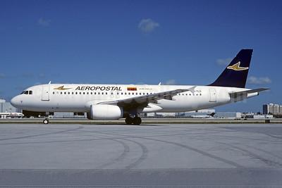 Leased from TransAer on November 12, 1998