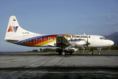 Air Venezuela Convair 580 YV-973C (msn 77) CCS (Christian Volpati). Image: 930670.