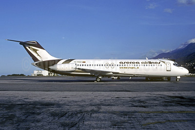 Aserca Airlines McDonnell Douglas DC-9-31 YV-705C (msn 45867) CCS (Christian Volpati). Image: 940971.