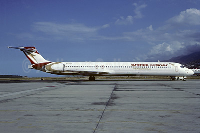 Aserca Airlines McDonnell Douglas MD-90-30 P4-MDH (msn 53580) CCS (Christian Volpati). Image: 940972.