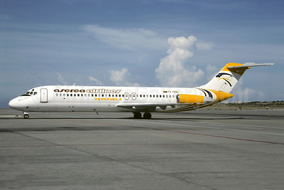 Aserca Airlines McDonnell Douglas DC-9-31 YV-706C (msn 45875) CCS (Christian Volpati). Image: 905827.