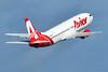 Avior Airlines Boeing 737-401 YV3158 (msn 23984) MIA (Bruce Drum). Image: 104311.