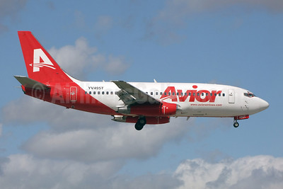 Airline Color Scheme - Introduced 2010 (red)