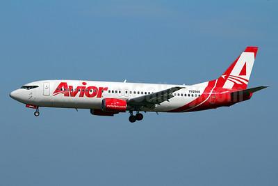 Avior Airlines Boeing 737-401 YV2946 (msn 23886) MIA (Marcelo F. DeBiasi). Image: 922040.