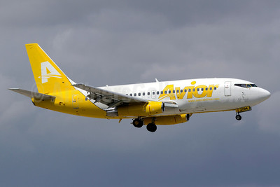 Avior Airlines Boeing 737-232 YV2794 (msn 23089) MIA (Luimer Cordero). Image: 908064.