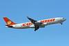 ConViasa Airlines Airbus A340-211 YV1004 (msn 030) CCS (Orlando Suarez). Image: 908601.