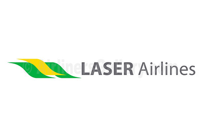 1. LASER Airlines logo