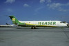 LASER Airlines (Línea Aérea de Servicio Ejecutivo Regional) McDonnell Douglas DC-9-32 YV-1121C (msn 47281) CCS (Christian Volpati). Image: 938540.