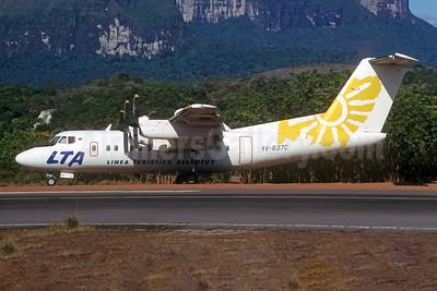 LTA - Línea Turística Aereotuy de Havilland Canada DHC-7-102 Dash 7 YV-637C (msn 47) CAJ (Christian Volpati Collection). Image: 944127.