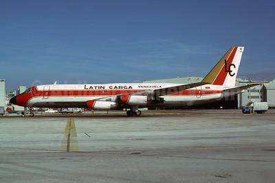 Crashed on takeoff on November 3, 1980 at Caracas on a training flight, 4 killed