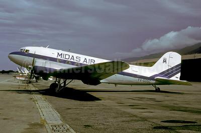 Midas Air Douglas C-47A-DL (DC-3) YV-505C (msn 9894) CCS (Rolf Wallner). Image: 947463.