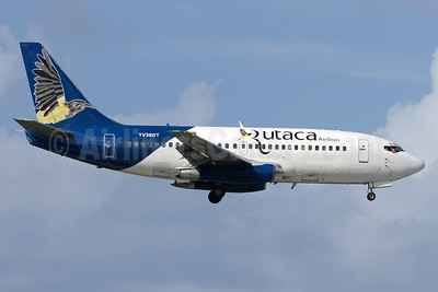 Airline Color Scheme - Introduced 2014 (blue)