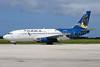 Rutaca Airlines Boeing 737-230 YV380T (msn 22127) CUR (Ton Jochems). Image: 937105.