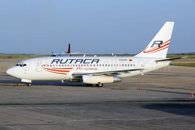 RUTACA Airlines Boeing 737-230 YV390T (msn 22128) PMV (Orlando Jose Suarez). Image: 924861.