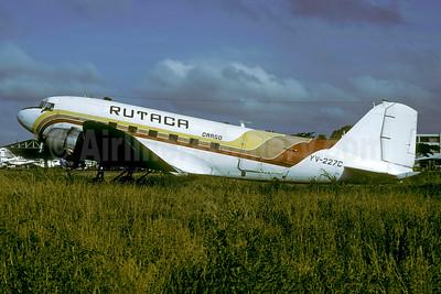 RUTACA Airlines Cargo Douglas C-47A-DL (DC-3) YV-227C (msn 19000) CBL (Rolf Wallner). Image: 947443.