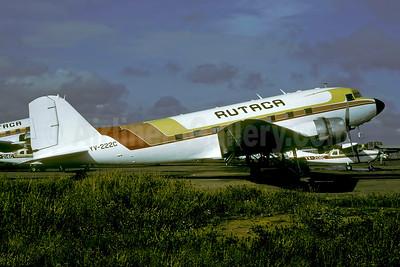 RUTACA Airlines Douglas C-47-DL (DC-3) YV-222C (msn 7386) CBL (Rolf Wallner). Image: 947442.