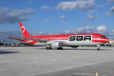 SBA Airlines (sbairlines.com) Boeing 767-3Q8 ER N27993 (msn 27993) MIA (Jay Selman). Image: 907589.