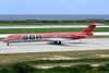 SBA Airlines (Santa Barbara Airlines) (sbairlines.com) McDonnell Douglas DC-9-83 (MD-83) YV485T (msn 49668) CUR (Ton Jochems). Image: 937103.